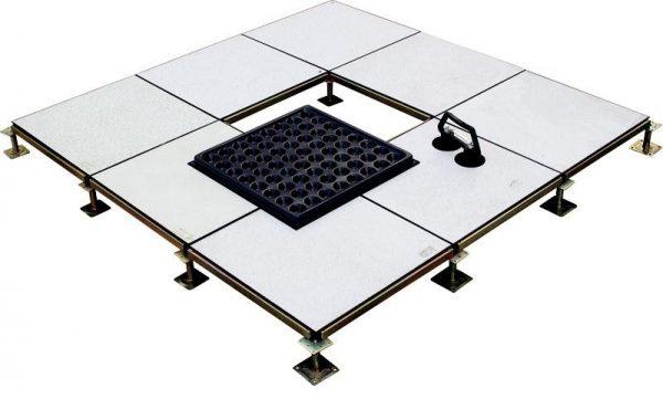 sàn nâng chống tĩnh điện hpl